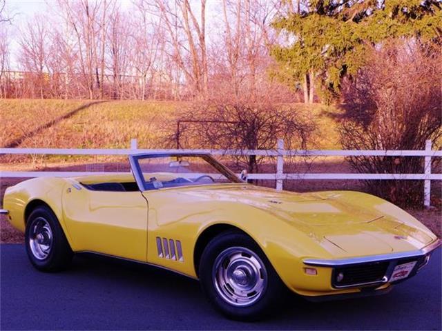 1968 Chevrolet Corvette | 637791