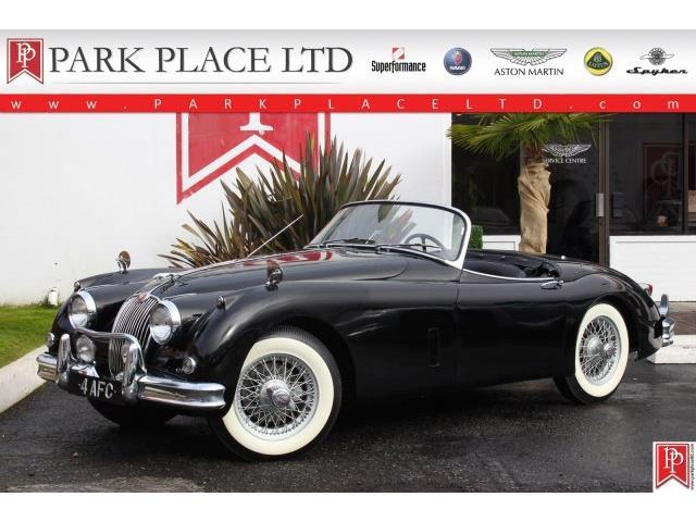 1958 Jaguar XK150 | 637915