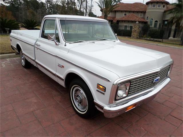 1972 Chevrolet C-Series | 638066