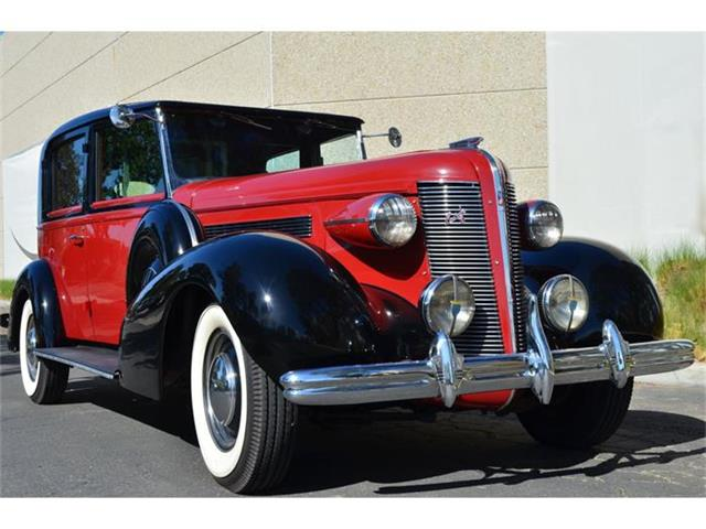 1937 Buick Brewster | 638290