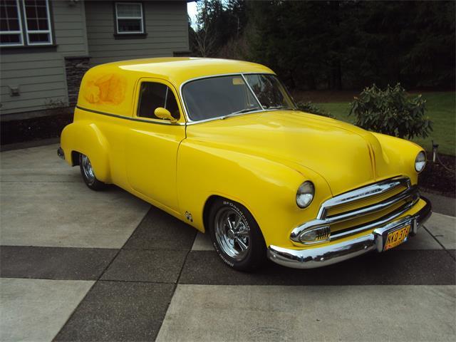 1951 Chevrolet Sedan Delivery | 638367