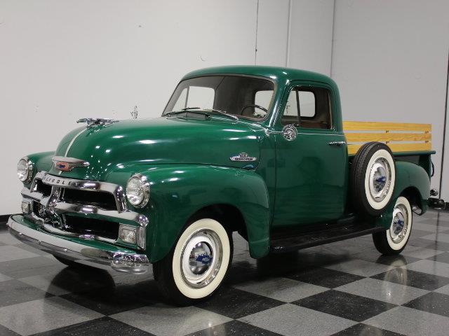 1955 Chevrolet 3100 | 638490