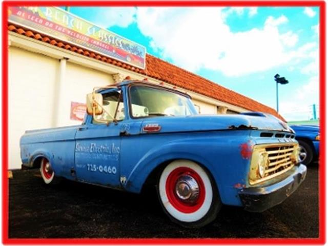 1963 Ford Pickup | 638497