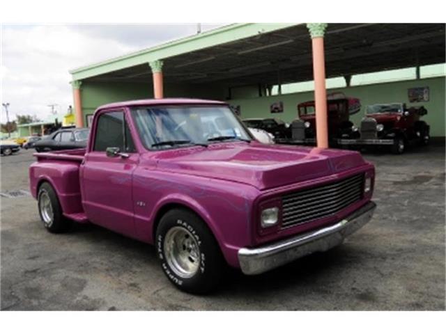 1970 Chevrolet Pickup | 638502