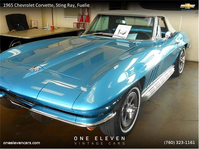 1965 Chevrolet Corvette, Sting Ray, Fuelie | 638511