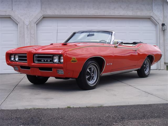 1969 Pontiac GTO (The Judge) | 638594