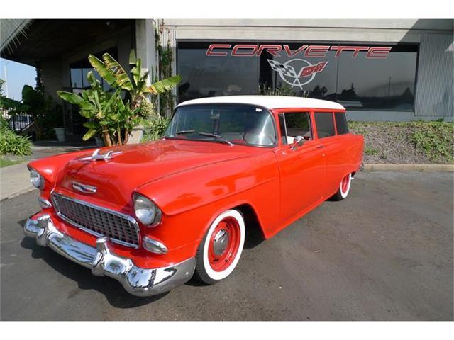 1955 Chevrolet 2-Dr | 638598