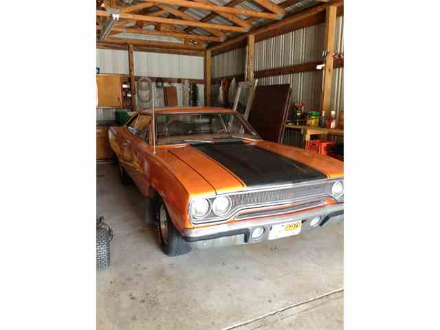 1970 Plymouth Road Runner | 638803