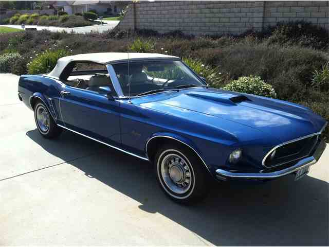 1969 Ford Mustang | 638807