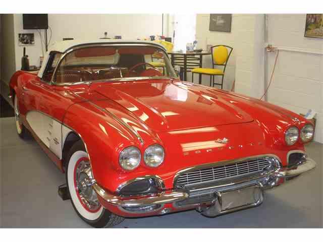 1961 Chevrolet Corvette | 638809