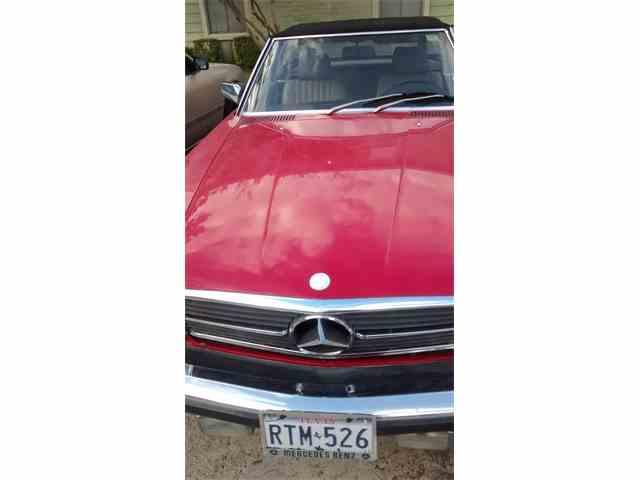 1983 Mercedes-Benz 380SL   638811