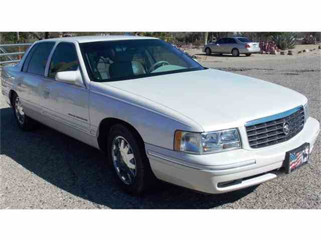 1999 Cadillac DeVille | 638817