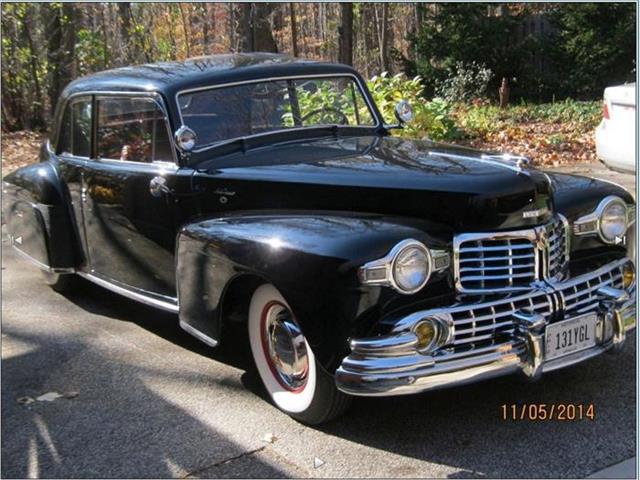 1947 Lincoln Continental | 638927