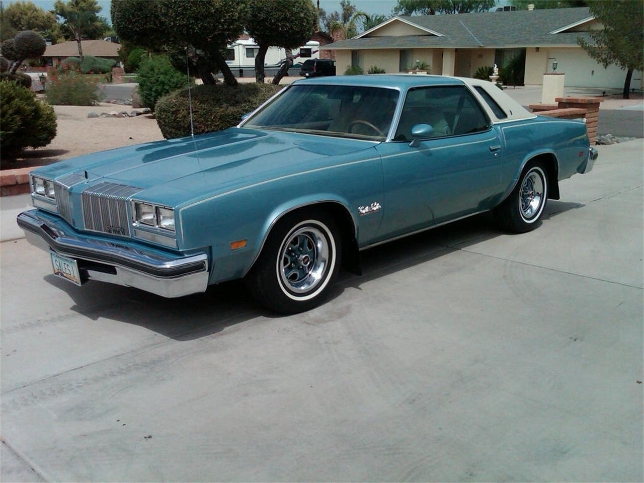 Image gallery 1977 oldsmobile for 77 cutlass salon for sale