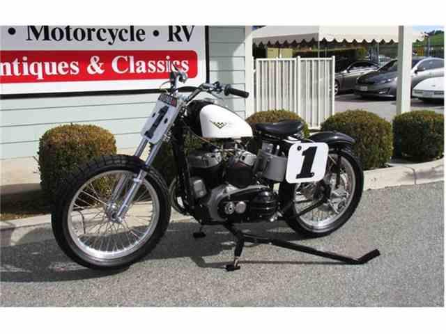 1962 Harley-Davidson KR | 630905