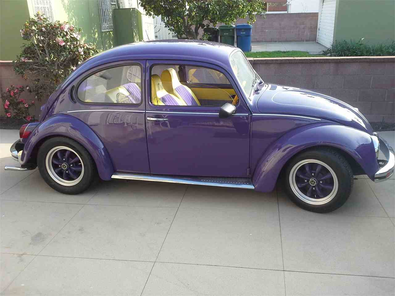 1971 volkswagen beetle for sale cc 639078. Black Bedroom Furniture Sets. Home Design Ideas