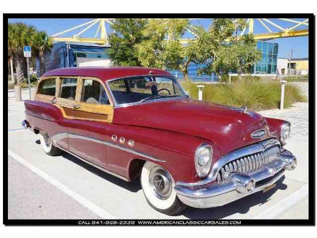 1953 Buick 50 Super | 639097