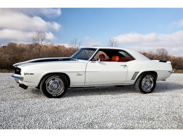 1969 Chevrolet Camaro | 639109