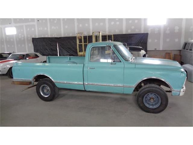 1967 GMC C/K 10 | 639248