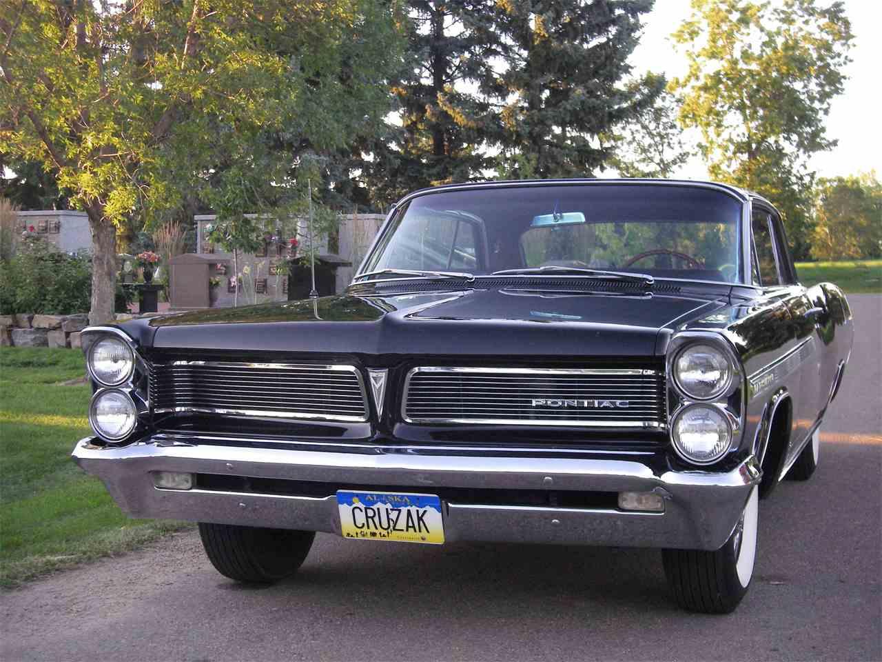 Edmonton Alberta Used Vehicles Cars Trucks Suvs For Sale: 1963 Pontiac Parisienne For Sale