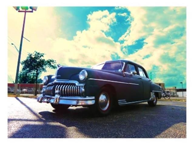 1950 DeSoto 4-Dr Sedan | 639424