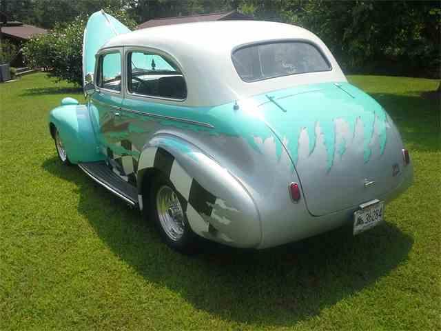 1940 Chevrolet 2-Dr Sedan | 639506