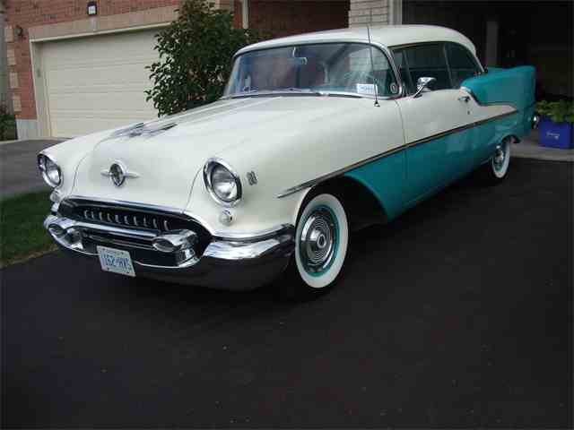1955 Oldsmobile Holiday | 639571