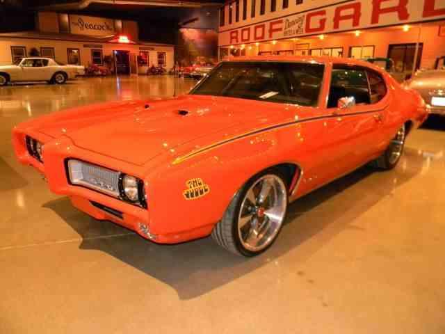 1969 Pontiac GTO | 639576