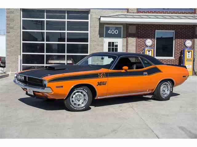 1970 Dodge Challenger T/A | 639612