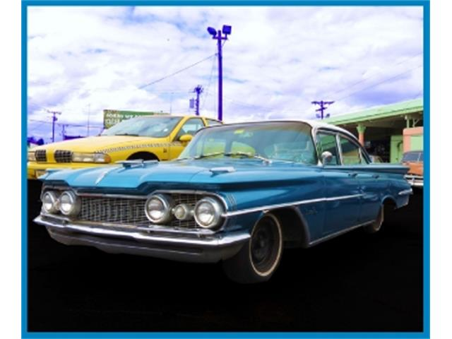 1959 Oldsmobile Super 88 | 639750