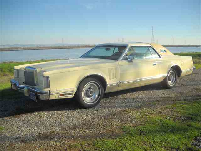 1977 Lincoln Continental Mark V | 630988