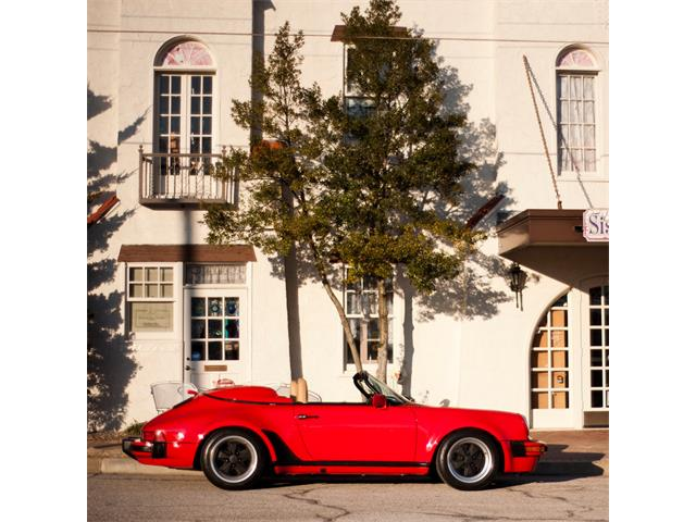 1989 Porsche Speedster | 639994