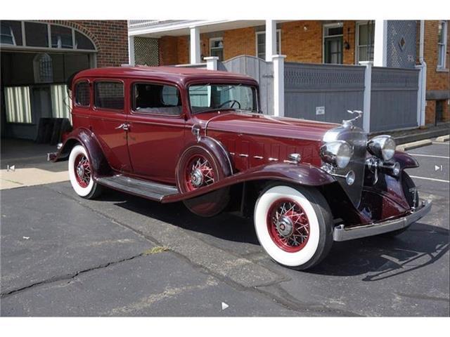 1932 Cadillac 452 | 641015