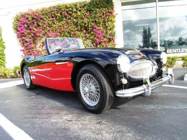 1961 Austin Healey 3000 Mark II Roadster | 640132