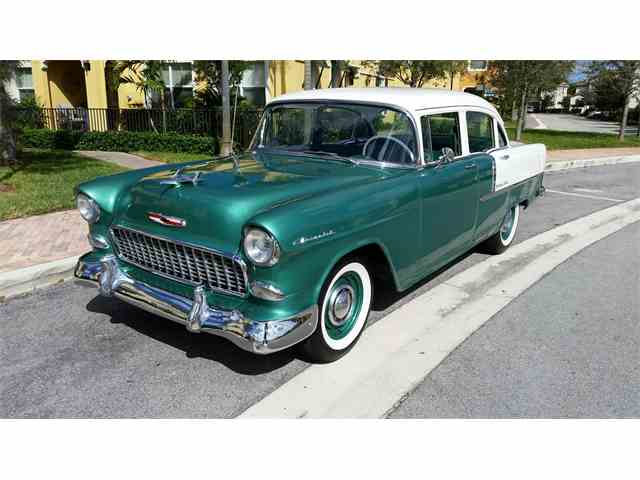 1955 Chevrolet Bel Air | 641479