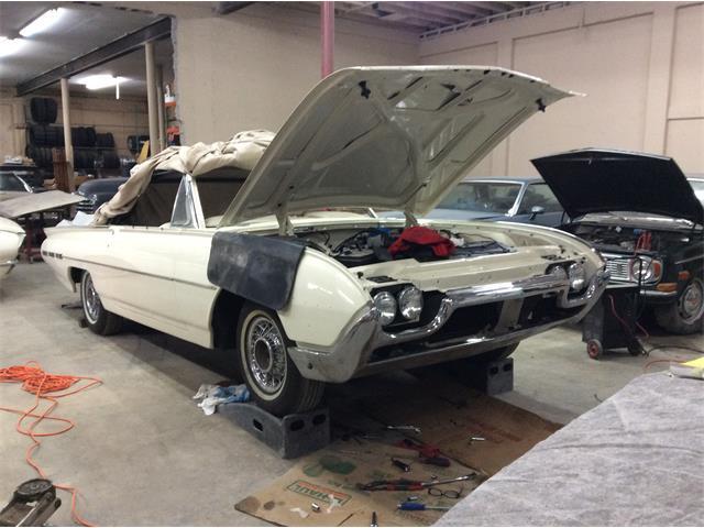 1962 Ford Thunderbird | 641484