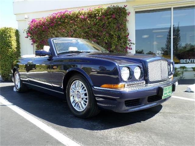 2002 Bentley Azure | 640150