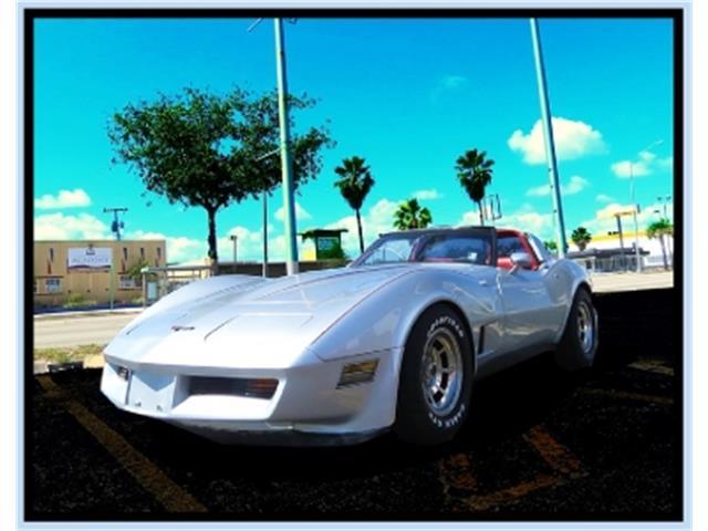 1981 Chevrolet Corvette | 641609