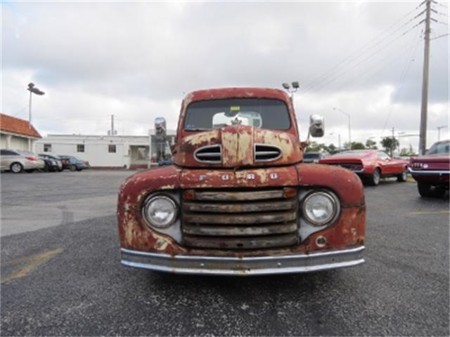 1950 Ford Pickup | 641616
