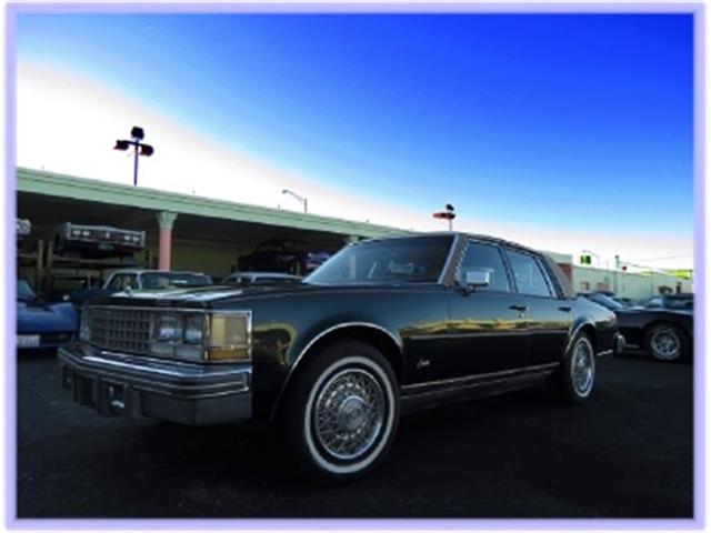 1976 Cadillac Seville   641617