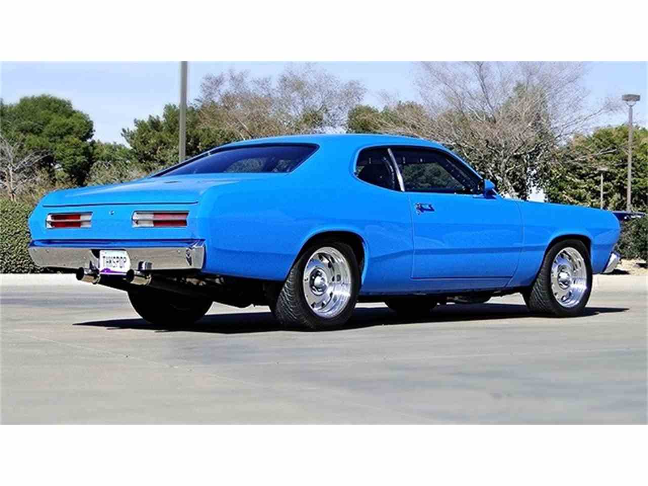 1972 plymouth duster for sale cc 641813. Black Bedroom Furniture Sets. Home Design Ideas