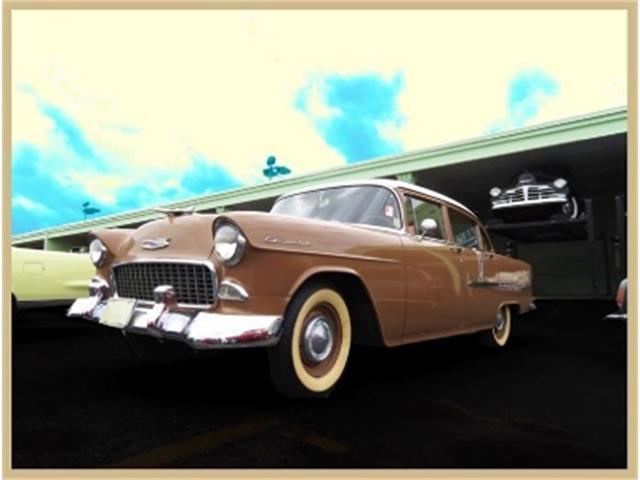 1955 Chevrolet Sedan | 641993