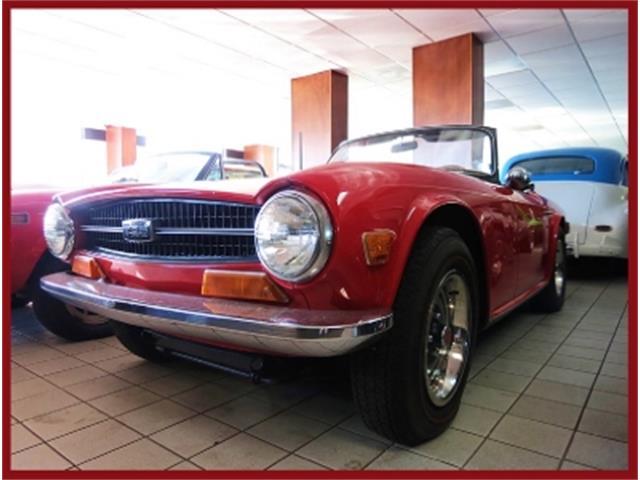 1970 Triumph TR6 | 641997