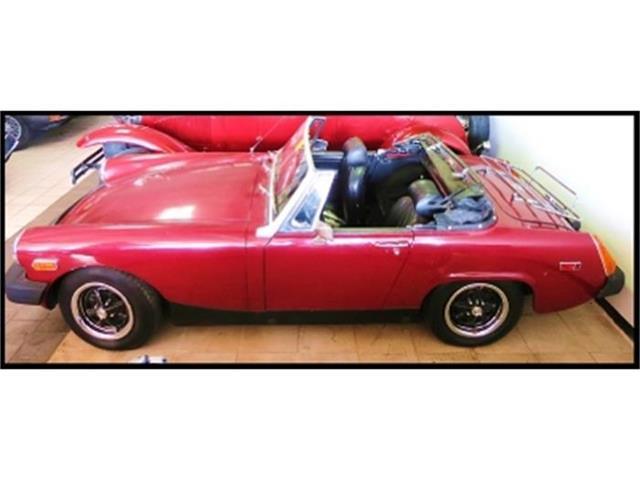 1976 MG Midget   641998