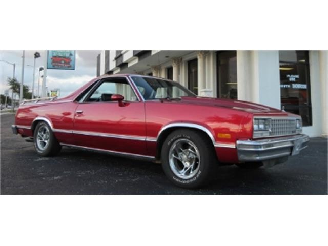 1984 GMC Caballero | 642002