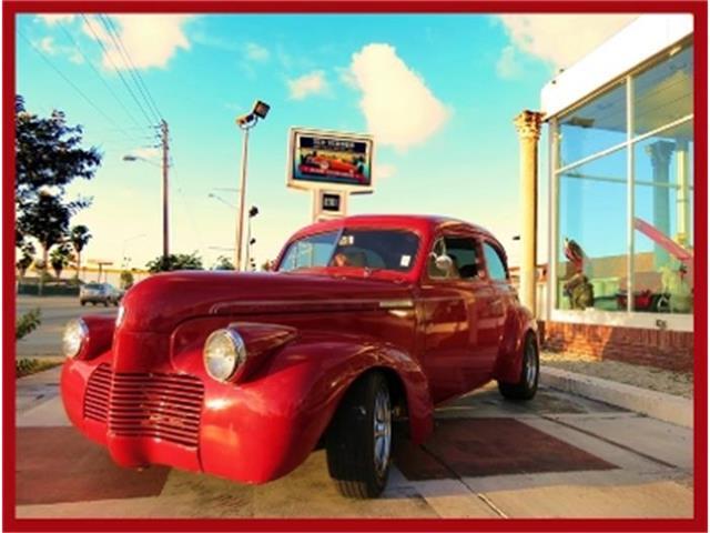 1940 Chevrolet Deluxe   642003