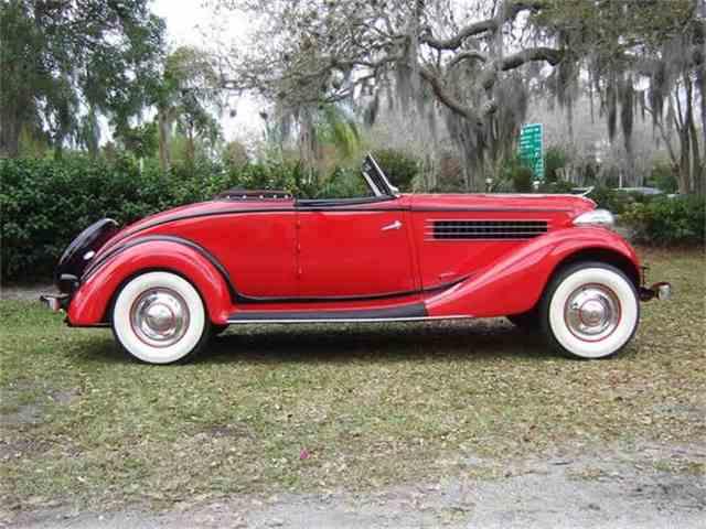1935 Auburn 851 | 642115