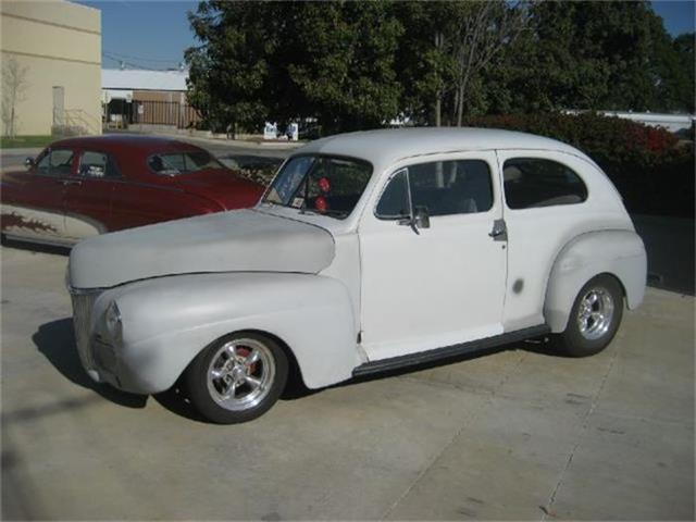 1941 Ford 2-Dr Sedan | 642216