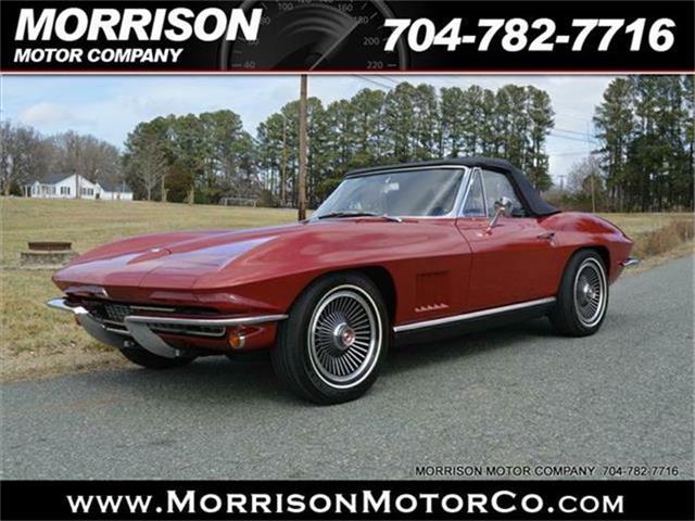 1967 Chevrolet Corvette | 642231