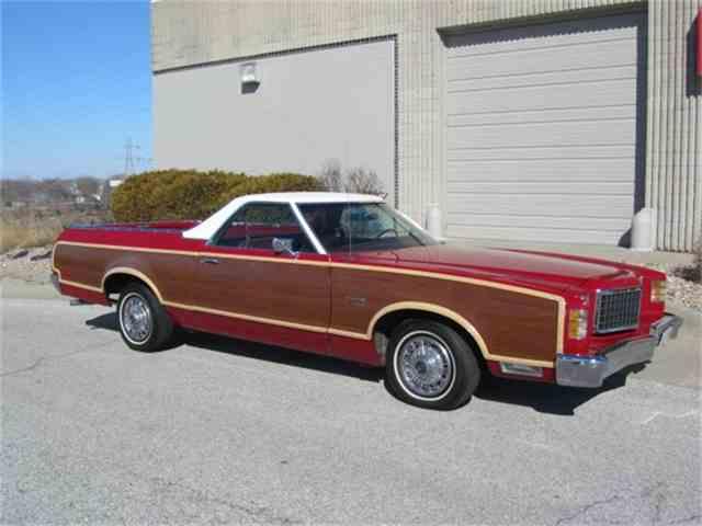 1977 Ford Ranchero | 640232